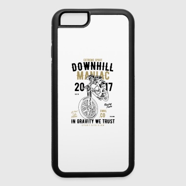 DOWNHILL MANIAC - iPhone 6/6s Rubber Case