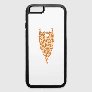 I remember my first beard - iPhone 6/6s Rubber Case