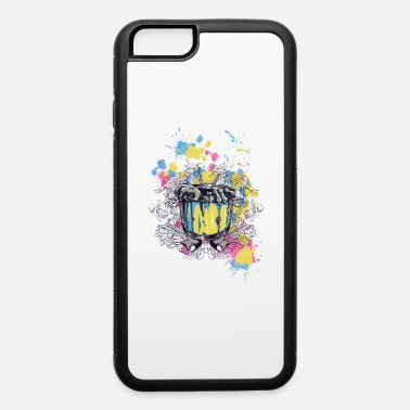 Metal Contained Monster - iPhone 6 Case