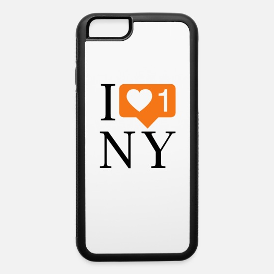 Love iPhone Cases - I Love New York Gram - iPhone 6 Case white/black