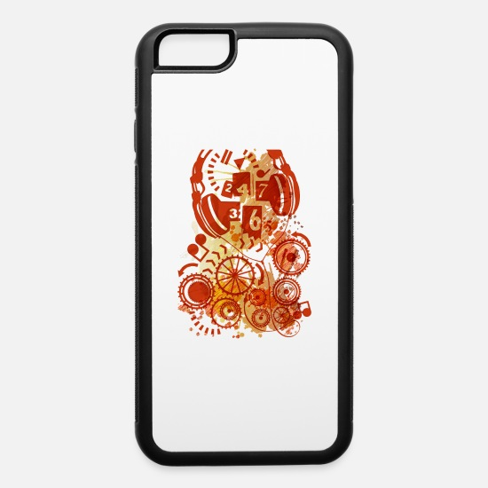 Week iPhone Cases - 24/7/365 - iPhone 6 Case white/black
