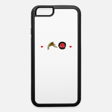 Quotes About Sloth Heartbeat - iPhone 6 Case