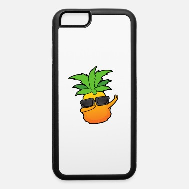 Pineapple Dabbing Dab Pineapple - iPhone 6/6s Rubber Case