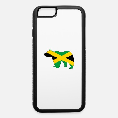 Jamaican Bear - iPhone 6 Case