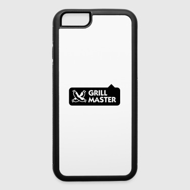 Grillmaster - iPhone 6/6s Rubber Case