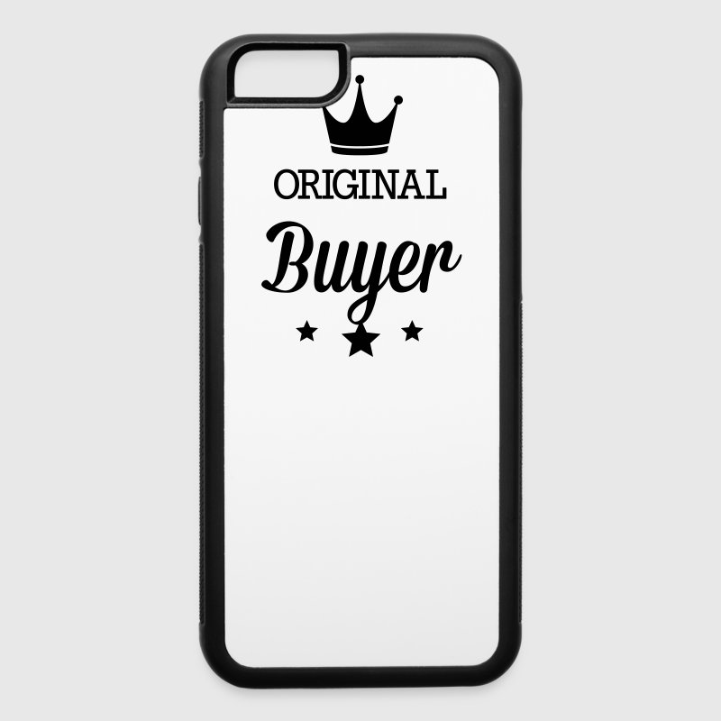 Original buyer - iPhone 6/6s Rubber Case