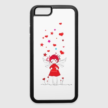 Angel Hearts - iPhone 6/6s Rubber Case