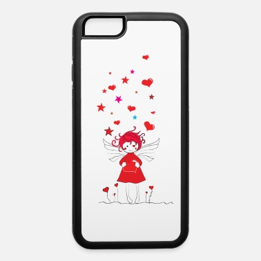Angel Angel Hearts - iPhone 6/6s Rubber Case