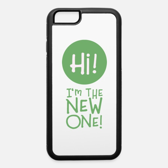 Wife iPhone Cases - Im the New one - iPhone 6 Case white/black