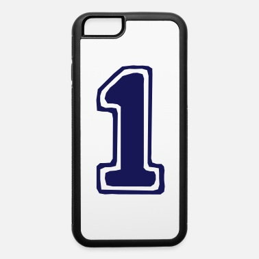 Best Numerology Lifepath Desitny Expression ۞»★Best Number One 1-Vector★«۞ - iPhone 6 Case