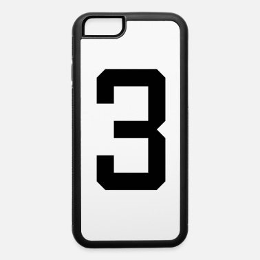 number 3 - iPhone 6 Case