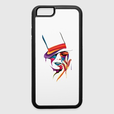 Drawing drawing - iPhone 6/6s Rubber Case
