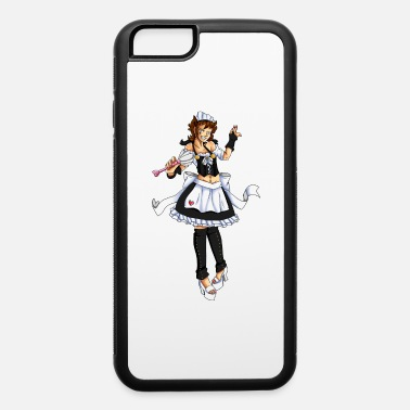 Pinup male housemaid pinup - iPhone 6/6s Rubber Case