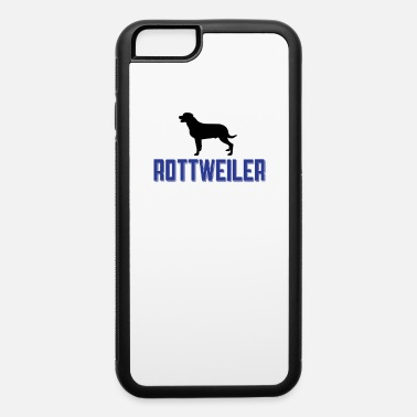Print A ROTTWEILER Is My BFF T Shirt - iPhone 6 Case