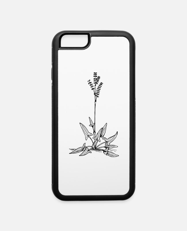 Spike iPhone Cases - Sorrel - iPhone 6 Case white/black