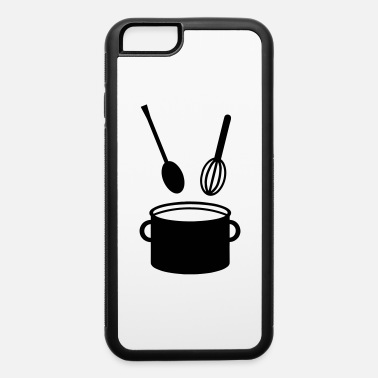 Cooking Pot - Spoon - iPhone 6 Case