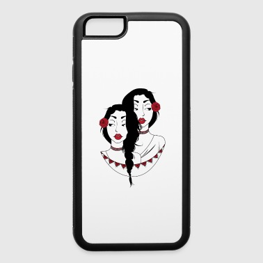 Zodiac Signs - Gemini - iPhone 6/6s Rubber Case