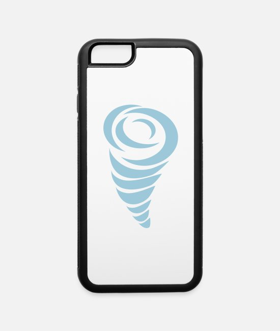 Typhoon iPhone Cases - TORNADO - iPhone 6 Case white/black