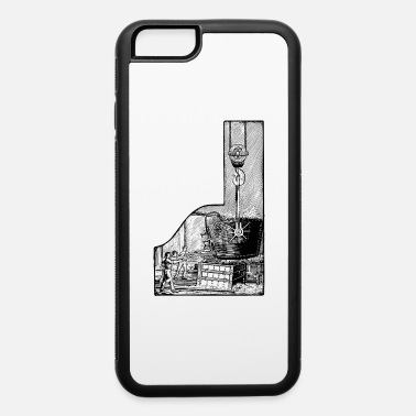 Hooking Metalworkers - iPhone 6 Case