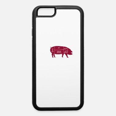 Sunday Roast Pork schnitzel hack sausage Mett meat ham - iPhone 6 Case