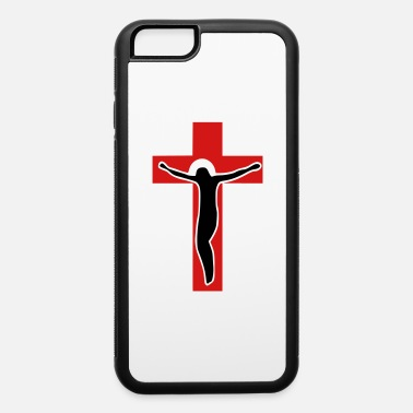 Jesus ✟✝♥Christ on the Cross-The Holy Cross♥✝✟ - iPhone 6 Case