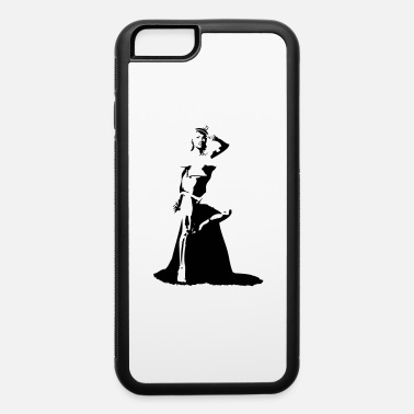 Sexy Body pinup girl - iPhone 6 Case
