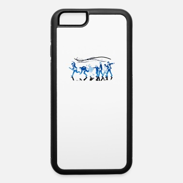 Blue blue exorcist gang - iPhone 6 Case