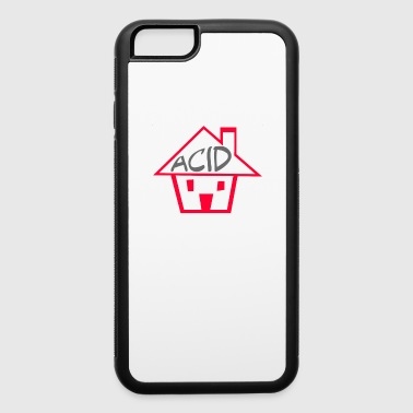 Acid House Acid House Funny - iPhone 6/6s Rubber Case