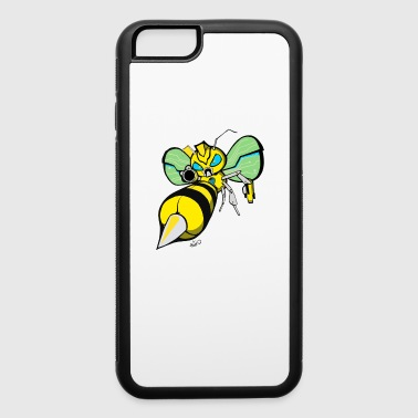 Boozer Bumble Cyber Sysytem - iPhone 6/6s Rubber Case