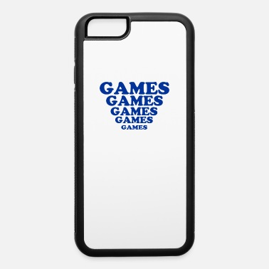 Game Games Games Games - iPhone 6/6s Rubber Case