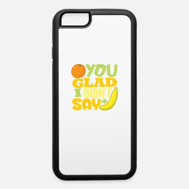 Vinitage Say Banana Again - iPhone 6 Case