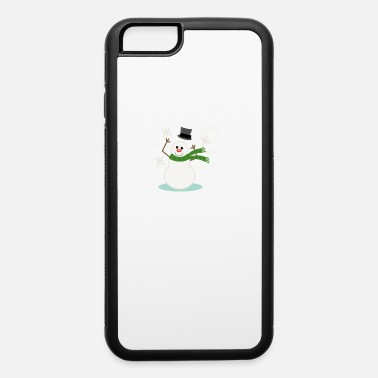 Windy City Windy Snowman funny tshirt - iPhone 6 Case
