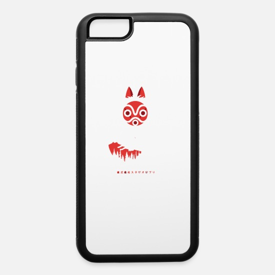 Game iPhone Cases - Spirit Mask - iPhone 6 Case white/black