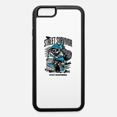 Street Surfer Street Survivor - iPhone 6 Case