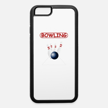 Alley bowling alley - iPhone 6 Case