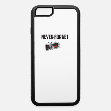 Forgetful Never Forget - iPhone 6 Case