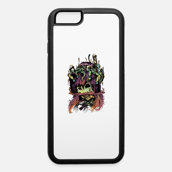 Movie iPhone Cases - Skhost in the Shell - iPhone 6 Case white/black