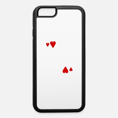 Card KING OF HEARTS PLAYING CARD - iPhone 6 Case