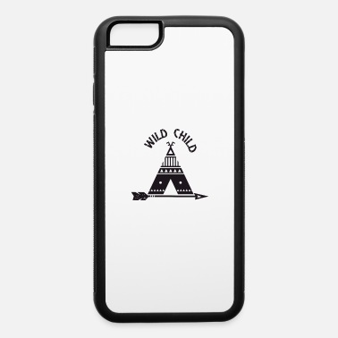 Tent Wild Child - iPhone 6 Case