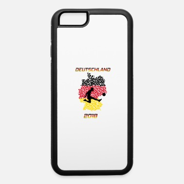 Deutschland 2018 - iPhone 6/6s Rubber Case