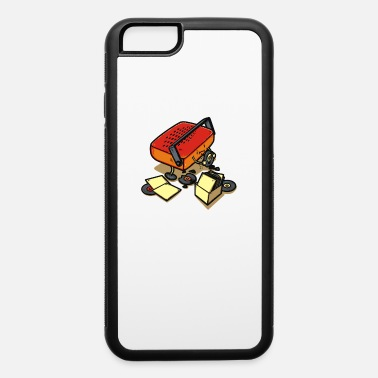 Record Champion Record Eater - iPhone 6 Case