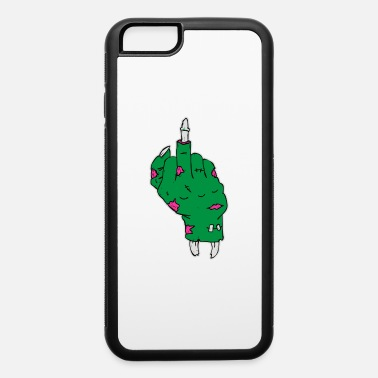Rude Rude Zombie - iPhone 6/6s Rubber Case