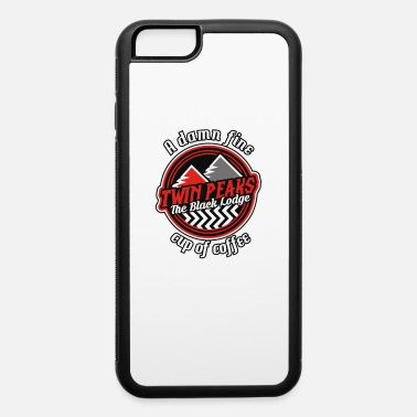 Lodge The Black Lodge - iPhone 6 Case