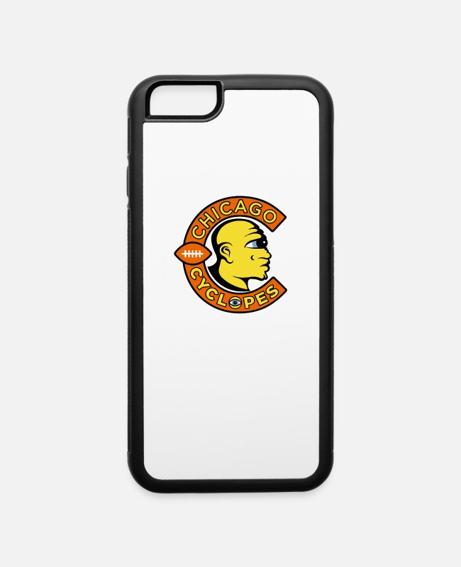 Movie iPhone Cases - Chicago Cyclopes - iPhone 6 Case white/black