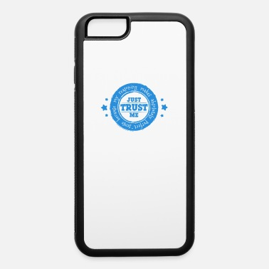 Circular Circular Reasoning - iPhone 6 Case