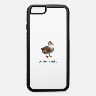 Tim Ducky Duck Ducks Water bird - iPhone 6 Case