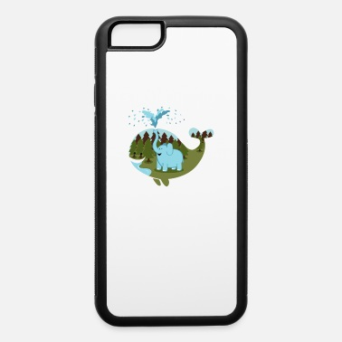 Elephicanswim - iPhone 6 Case