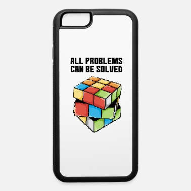 Cube Pixel art rubik - iPhone 6 Case