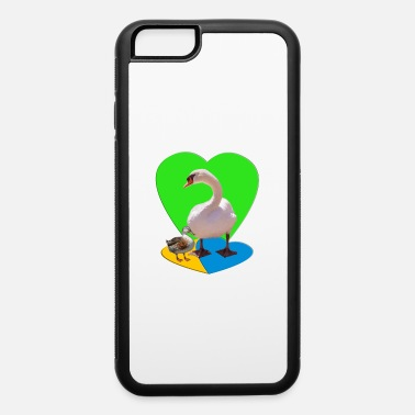 Spain Swan Duck 10 - iPhone 6/6s Rubber Case