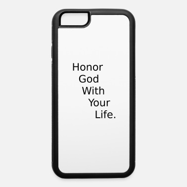 Honor HOnor - iPhone 6 Case